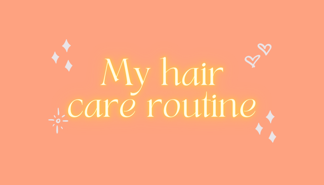 How I went from washing my hair every day to every three days!