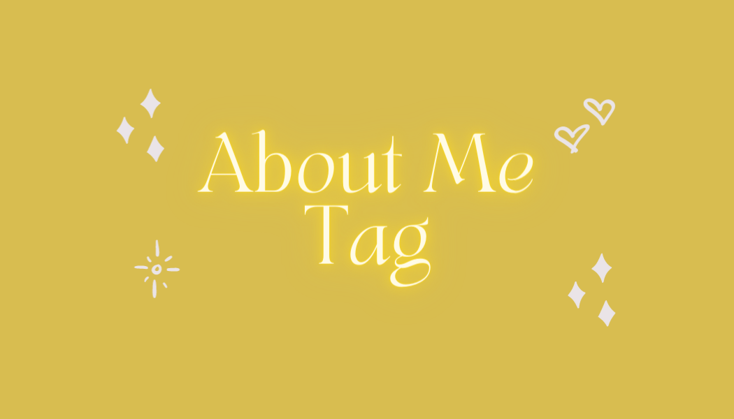 Vlog: About Me Tag